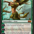 "On a request, I wrote a piece this week on the future of NIssa, Worldwaker. She's the most expensive card in Magic 2015 at $35 and it hasn't shown any <a href=""http://www.quietspeculation.com/2014/08/the-future-of-nissa-worldwaker/#more-'"" class=""more-link"">more »</a>"