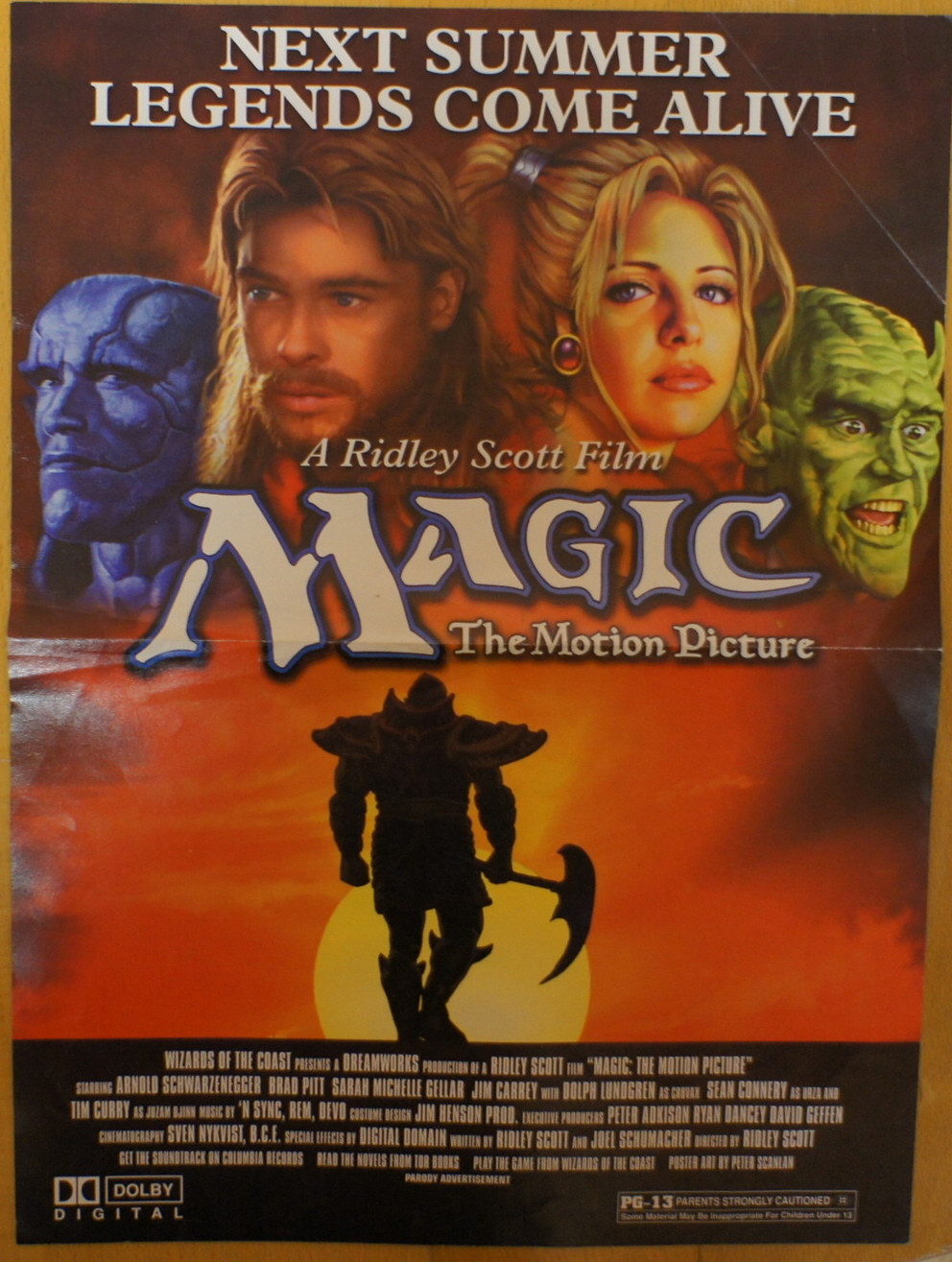 "Today I found a blast from the past, thanks to social media. We all know that Magic is coming out with a major movie in the next few years. It <a href=""http://www.quietspeculation.com/2014/08/this-is-how-you-do-april-fools-magic-style/#more-'"" class=""more-link"">more »</a>"