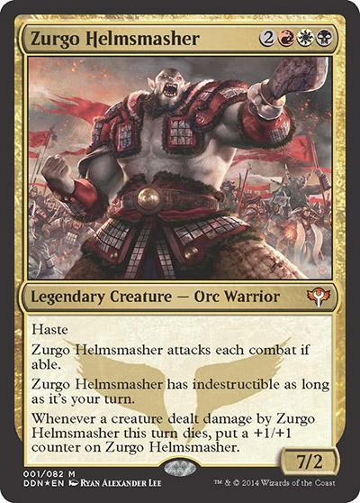 Zurgo-Helmsmasher