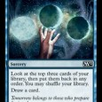 The two most powerful one-mana cantrips in Modern are banned. They seem innocuous enough at first glance, so why are they illegal?