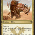 Anyone have Mantis Rider taking down the first Khans of Tarkir Standard event of the season? I didn't, but it's a pretty cool deck that did win the SCG Standard Open yesterday. […]
