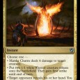 Mardu Charm looks sweet! And perhaps a little reminiscent of the Eye of Sauron.