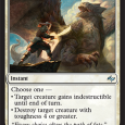 Valorous Stance We have the first spoiler from Fate Reforged and it's not a bad one at all. There probably isn't much financial relevance here, but it's a very solid […]