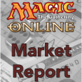 Matthew Lewis and Sylvain Lehoux present the MTGO Market Report for this week, discussing major price trends and recommending specific cards to buy and sell.