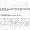 It looks like someone has had enough of White Lion and their policy of slow payment for buylist orders and glacial shipping on ordered cards. The Quiet Speculation forums are […]