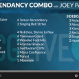 "Over the weekend at the Star City Open, someone started the day 5-1 with Ascendency Combo. ""Big deal"" you're probably thinking. ""Ascendency Combo is old news"". Well, you're thinking of […]"