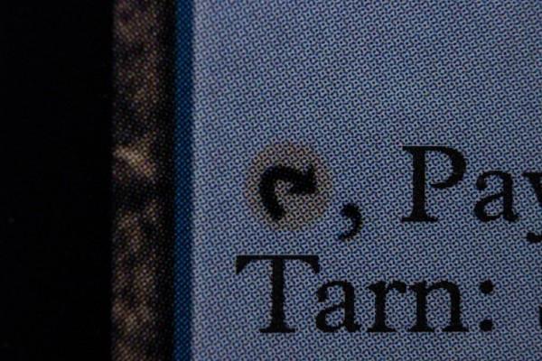 fake tarn tap symbol