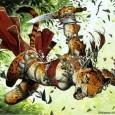 creatures (5)Wild NacatlKird ApeSteppe LynxTarmogoyfQasali Pridemagespells (3)Lightning HelixTribal FlamesLightning Bolt Kelly ReidCo-founder & Lead Software DeveloperMore Posts - Website