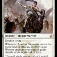 Let's get into it. Arashin Foremost WOW. This is seriously cool. This will remind everyone of Silverblade Paladin and that was a very good card. This is a little narrower […]