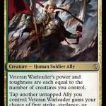 veteran warleader battle for zendikar spoiler