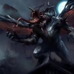 Mindwrack-Demon-Shadows-over-Innistrad-MtG-Art