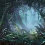 Misty Rainforest