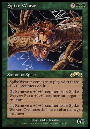 spike-weaver