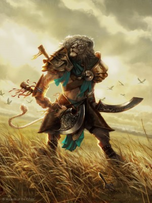 ajani-mentor-of-heroes-art-2
