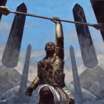 Glory-Bound-Initiate-Amonkhet-MtG-Art