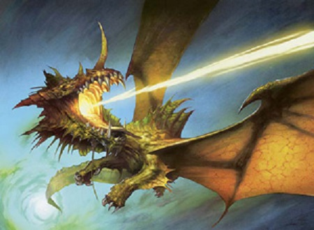 scion of the ur dragon