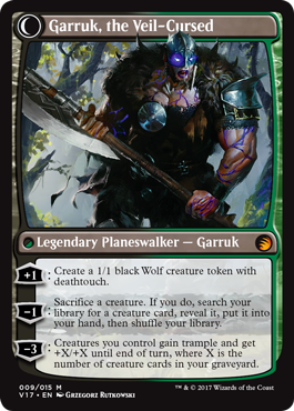 T Foil From the Vault 1 x MTG Huntmaster of the Fells //// Ravager of the Fells