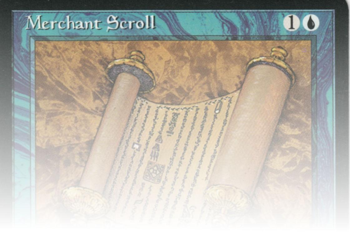 Merchant Scroll #2: Power in a Day