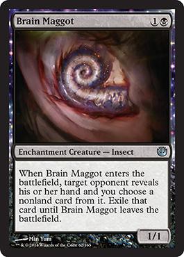 JOU Spoiler Spotlight: Brain Maggot