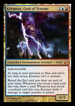 The newest god, and another powerful effect. But just how powerful?