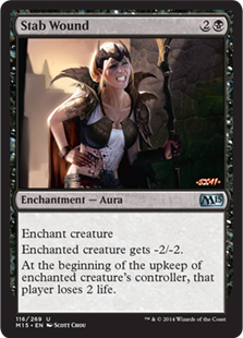 M15 Limited Focus: Black Removal