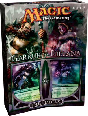 Soon-to-be-Reprinted: Examining Garruk vs. Liliana