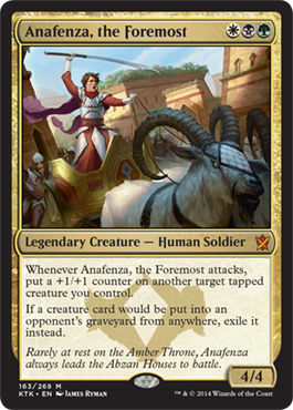 Anafenza-the-Foremost-Khans-of-Tarkir-Spoiler