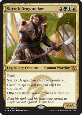 Surrak-Dragonclaw-Khans-of-Tarkir-Spoiler