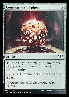 Commander 2014 Spoilers – 10/28/14 (non-black)