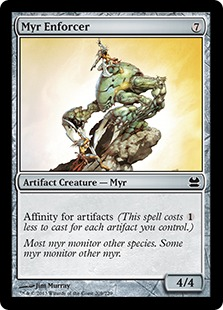 The New Affinity is… Old Affinity?