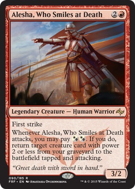 Fate Reforged Spoilers – 1/6/15