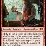 Mono-Red…Reanimator EDH? What!?