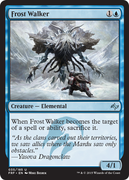 FKK Limited Focus: Aggressive Two-Drops in Fate Reforged