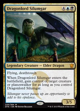 Dragons of Tarkir Spoilers – 3/2/15