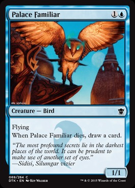 Dragons of Tarkir Limited Set Review – Blue