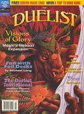 Highlights from The Duelist #15