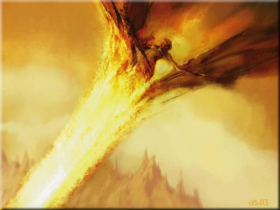 burn magma jet