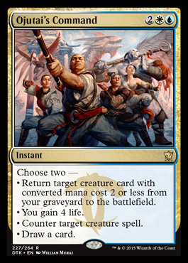 Dragons of Tarkir Spoilers – 3/5/15