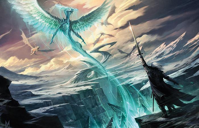 Deck Overview- Standard Dimir Dragons