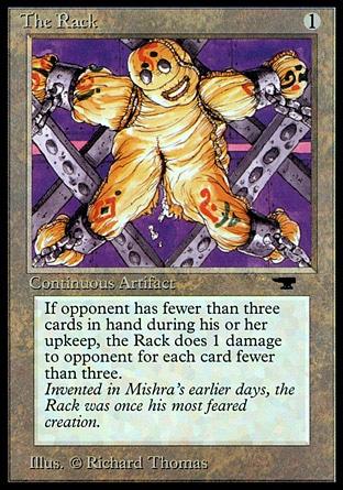 Modern Eight/Hate Rack