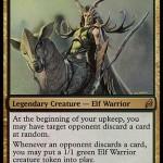 Nath of the Gilt-Leaf Elves Commander
