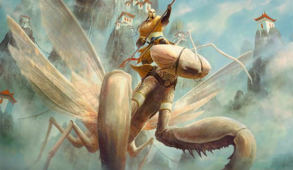 mantis rider art formatted