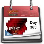 [MTGO] 1 Year, 100 Tix – 365 Days Later