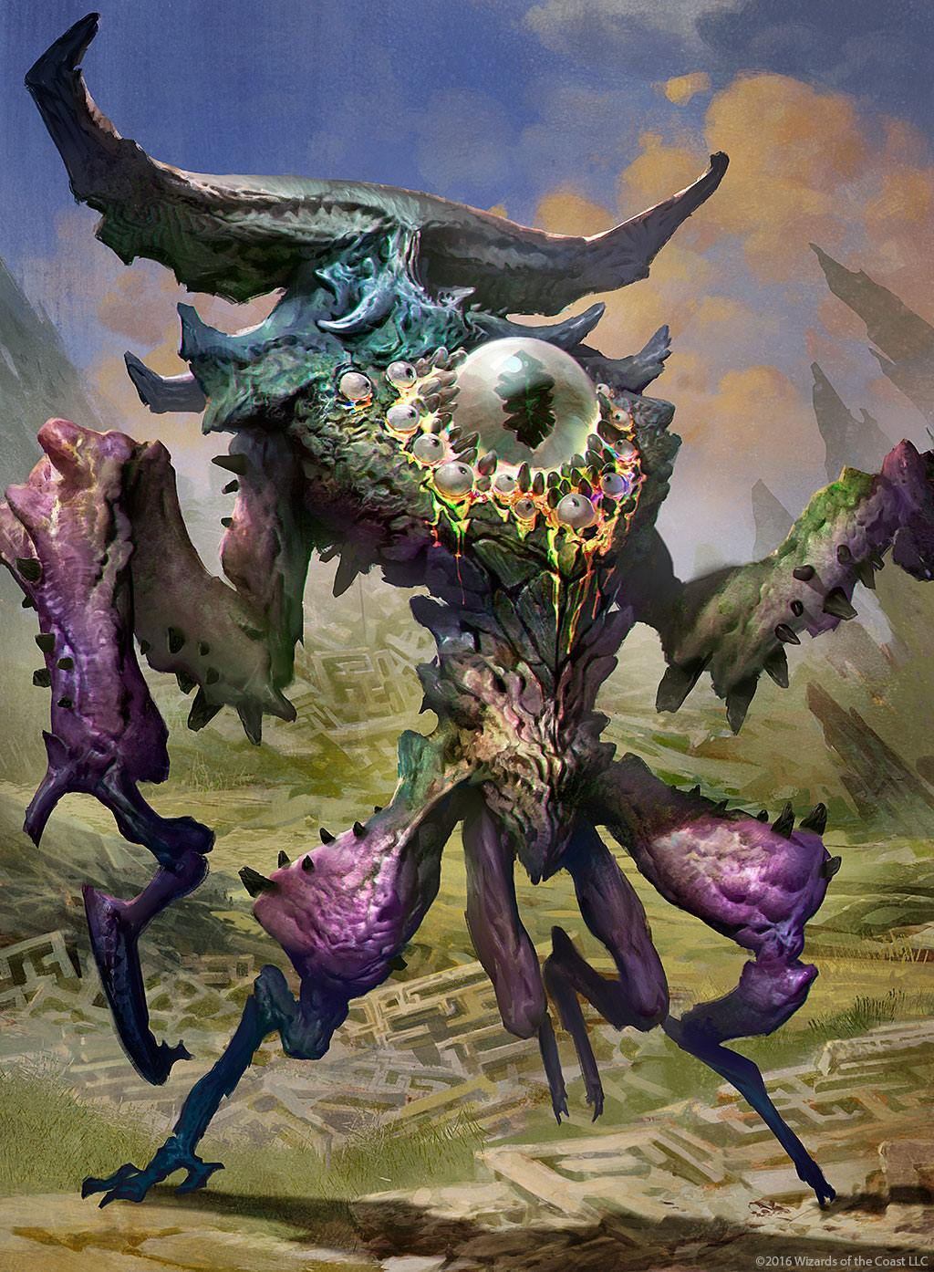 Deck Overview- Modern Eldrazi and Taxes