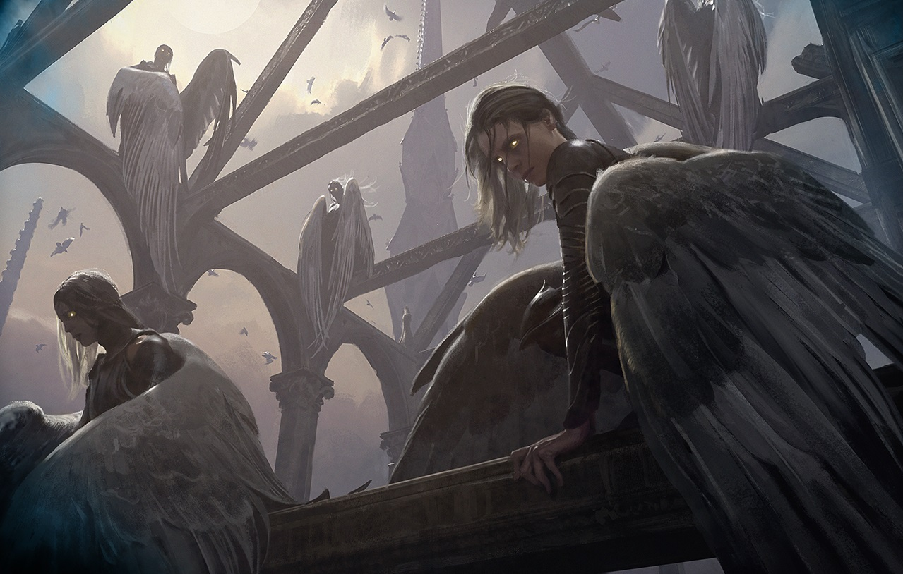 Deck Overview- Human Tribal