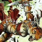 A Whole New Zoo: My Nacatl Chronicles