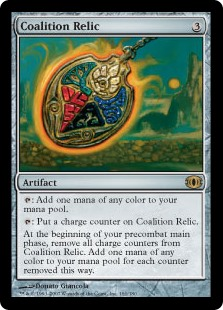 Stock Watch- Coalition Relic