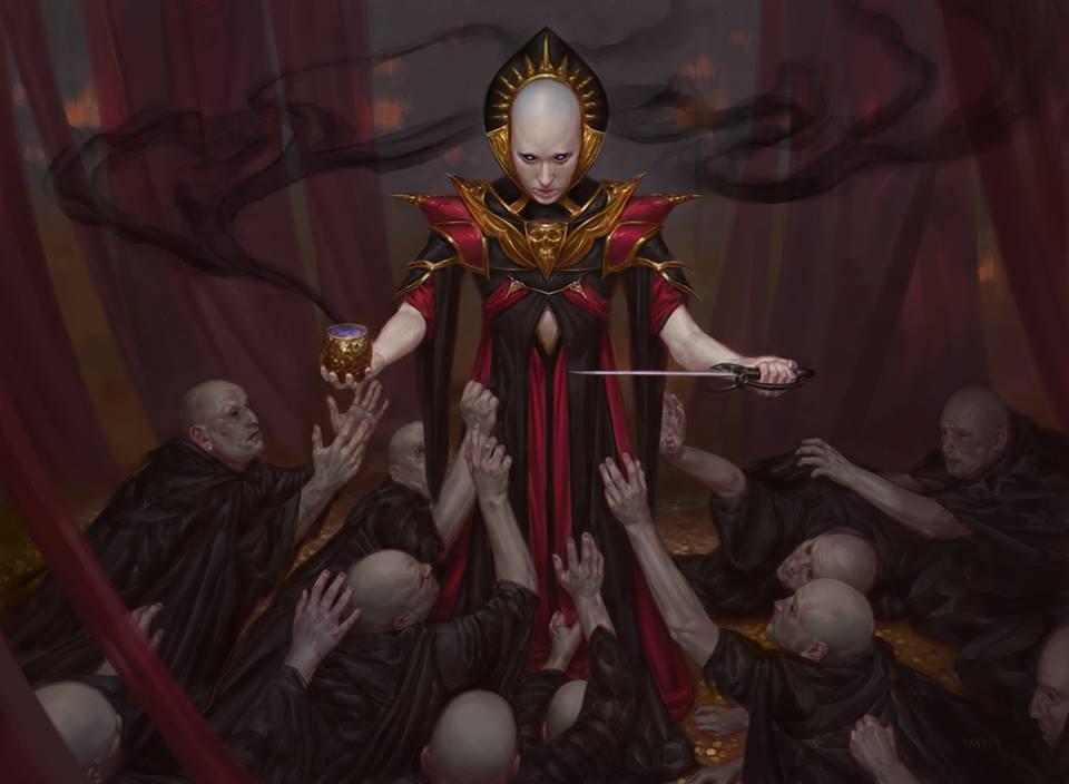 Insider: Dominaria Commander Picks (White & Black)