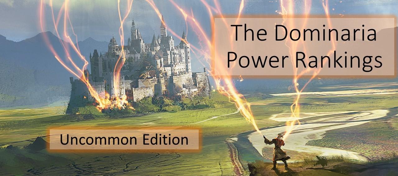 Unlocked: The Dominaria Power Rankings – Uncommon Edition