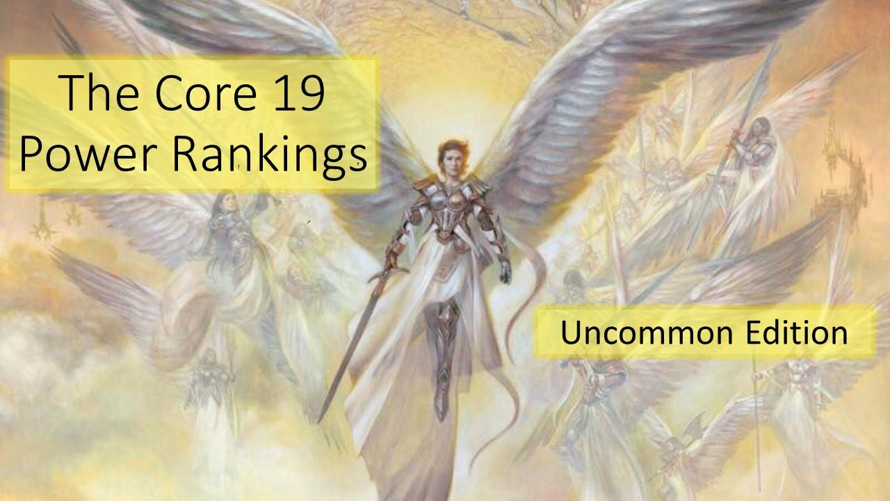 Unlocked: Core 19 Financial Power Rankings – Uncommon Edition